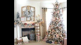 CHRISTMAS HOUSE TOUR 2017 | Christmas Home Decor Tour