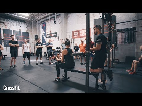 Inside CrossFit South Brooklyn: Guiding Principles