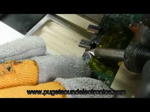 "How To Fix Amazon Kindle Fire HD 7"" USB Charging Port"