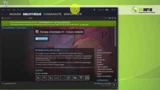 Tuto : Comment utiliser Steam pour télécharger des jeux