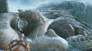 God of War 4 - Frost Giant Thamur