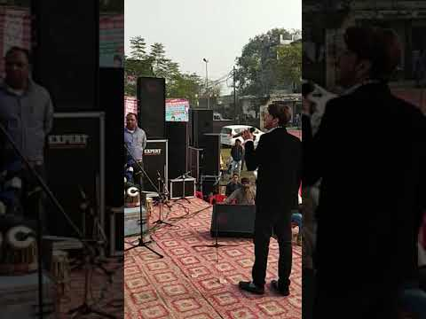 Aslam Ali performance at dinanagar 23/12/2018
