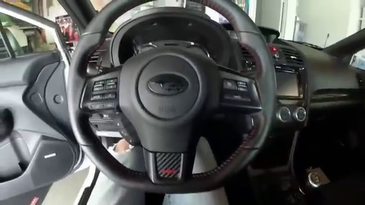 2015 Subaru WRX Ep 281 Friday Updates Air Filter