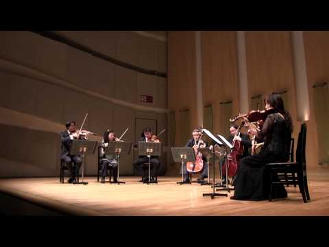 Louis Spohr:Doppelquartett Nr  4, g moll, op  136