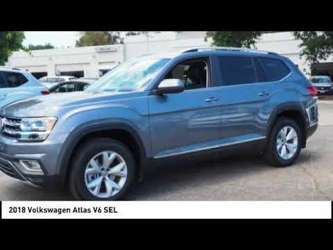 2018 Volkswagen Atlas Thousand Oaks CA VW22268