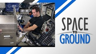 Space to Ground: 70 Hours of Science: 12/01/2016
