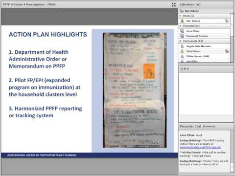 PPFP Webinar: Nigeria and the Philippines