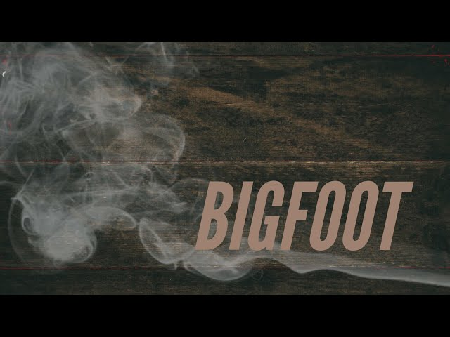 Shawnee national Forest Southern Illinois - Spooky look for Bigfoot during Eclipse - Amazing ILL