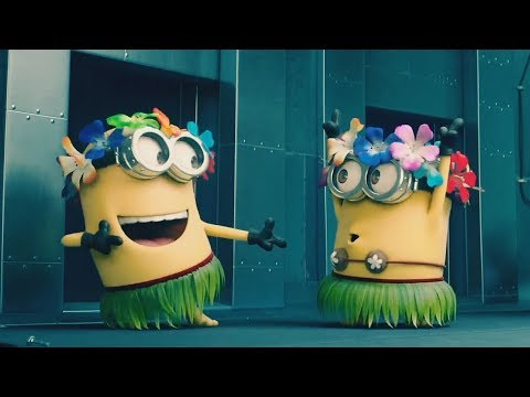 Despicable Me 3 - Minions Left Gru