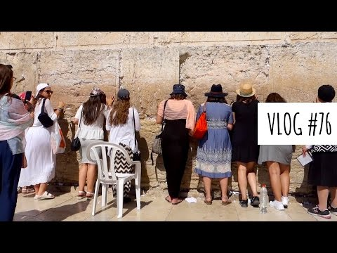 Crying at the Western Wall | Taglit Day 4
