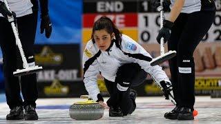 CURLING: SUI-RUS Euro Chps 2014 - Women  Gold