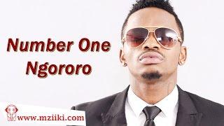 "Diamond Platnumz ""Number One Ngororo"" (Official HQ Audio Song)"