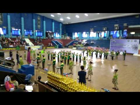 Drumband Gema Nada Suara SDN 016 Suryanata Samarinda Ulu...BOMBC 18 NOVEMBER 2016