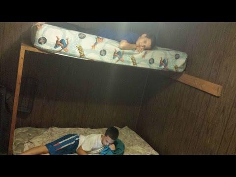 diy bunkbeds in one minute