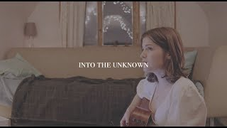into the unknown   frozen 2   acoustic cover