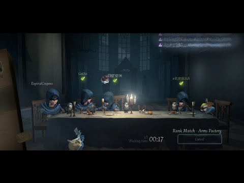 4 SEER STRATEGY : WHO NEED TIDE TURNER? we never rescue | IDENTITY V