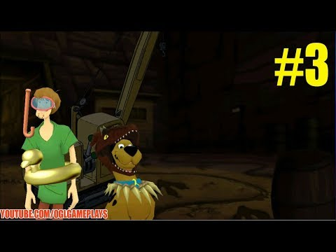Scooby-Doo Mystery Cases Gameplay Part 3 - Attack of the Ghost Raptor