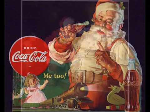 Coca cola christmas song