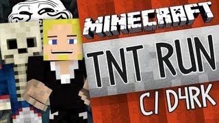MINECRAFT: TNT RUN C/ D4RK!
