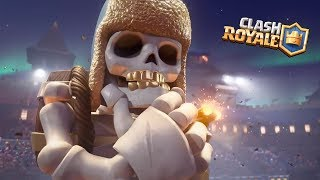 2018 Clash Royale Movie [Full HD Clips] | Clash Royale's Best Commercials - Fan Edit