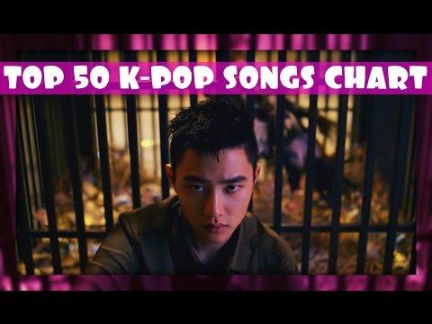 [TOP 50] K-POP SONGS CHART - AUGUST 2016 (WEEK 4)