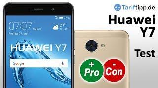 Huawei Y7 | Test deutsch