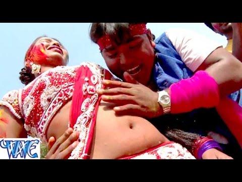 चोली में से जोबना कूदे कूदे भईल बा - Faguaa Fit Ba - Bhim Lal Yadav - Bhojpuri Hot Holi Songs 2016