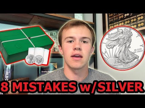 8 TRAPS TO AVOID WHEN BUYING SILVER - Silver Stacking Advice