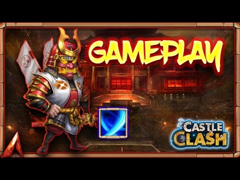 Double Evolved Ronin Gameplay! Castle Clash