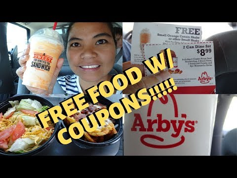 BUHAY AMERIKA: FREE DRINK USING COUPONS IN THE RESTAURANT  :D  FIL-AM FAMILY VL
