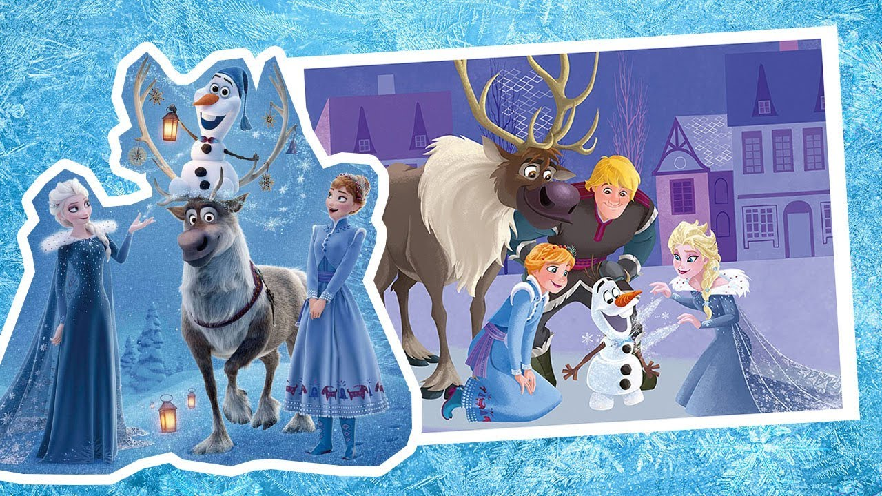 Image result for Olaf s frozen adventure