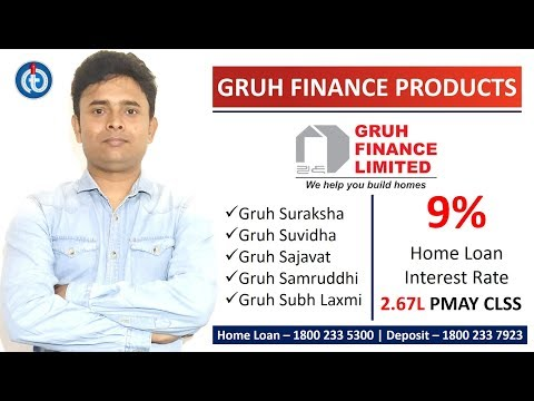 Gruh Finance Home Loans And Products | Home Loans For All