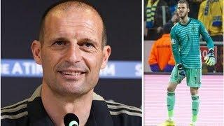 Man Utd news LIVE: Solskjaer sack update, Allegri development, De Gea injury- transfer news today