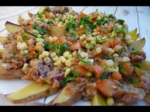 Tex Mex Potatoes