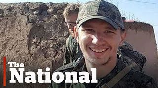 Canadian anti-ISIS fighter killed