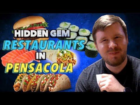 Hidden Gem Restaurants in Pensacola