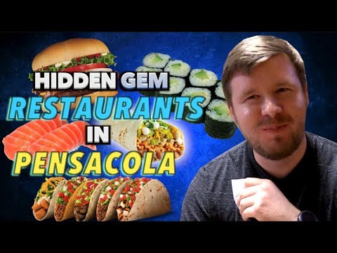 Hidden Gem Restaurants In Pensacola