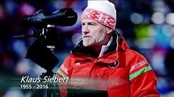 Erinnerungen an den Biathleten Klaus Siebert 2016