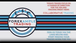 Forex Forecast - Trading brexit and the yen - 15th October 2018