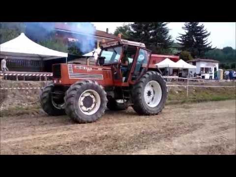 Fiat 180-90 800hp pure power 2° Tractor Pulling Valtiglione