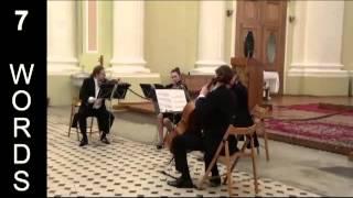 J.Haydn. 7 Words/ Й.Гайдн. Семь Слов.