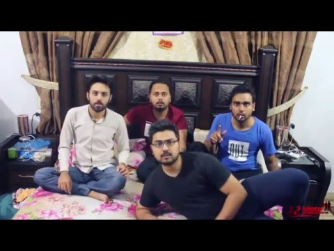 Reactions on Taher Shah's ANGEL Song By 3 Idiots
