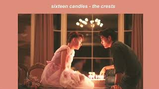 sixteen candles - the crests cover • birthday special •