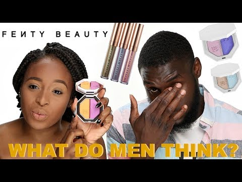FENTY BEAUTY beach please collection review. DOES IT BRING THE BOYS TO THE YARD?
