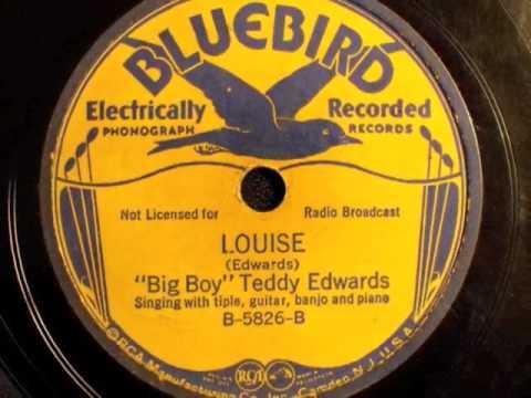 """Louise - """"Big Boy"""" Teddy Edwards"""