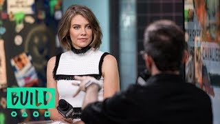 "Lauren Cohan Discusses ""Whiskey Cavalier"" & ""Mile 22"""