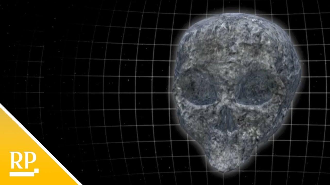 Totenkopf Asteroid Nach Halloween 2018 2015 Tb145 Zieht An Der