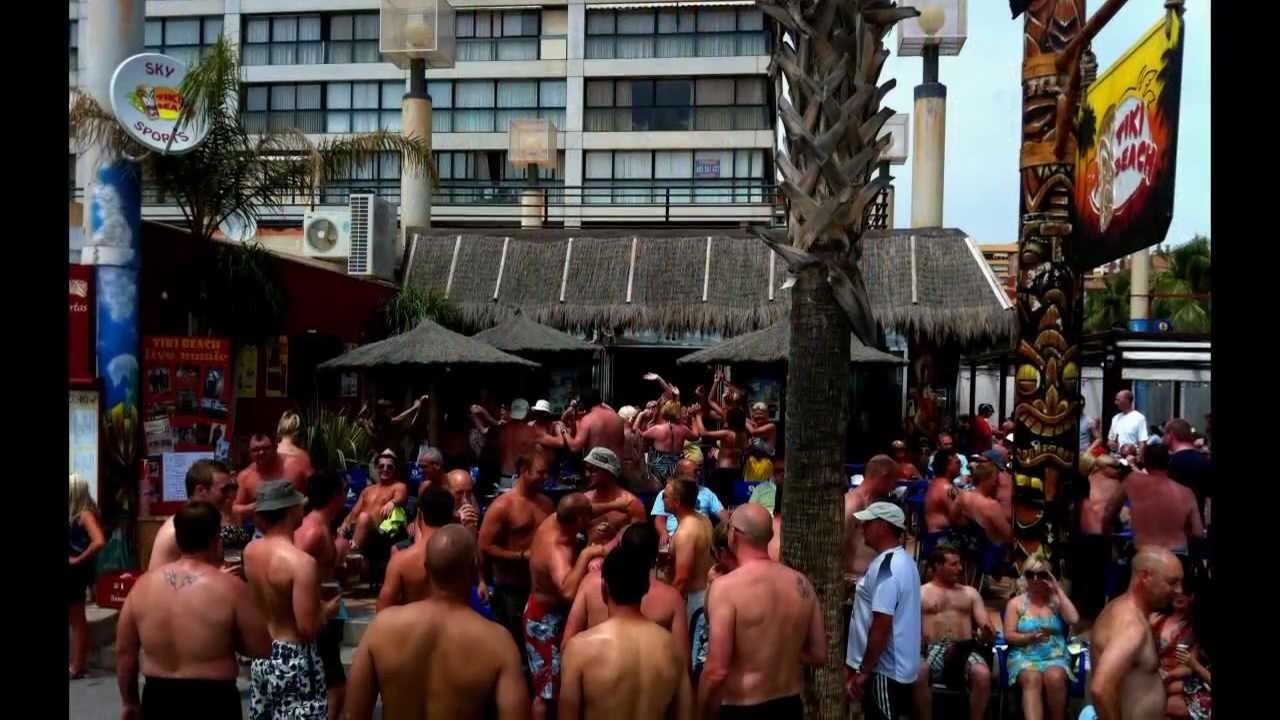 Waikiki beach bar benidorm webcam
