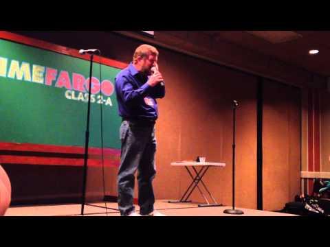 Paul St. Peter - Xemnas Voice Analysis