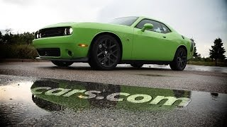 2015 Dodge Challenger R/T Scat Pack Review
